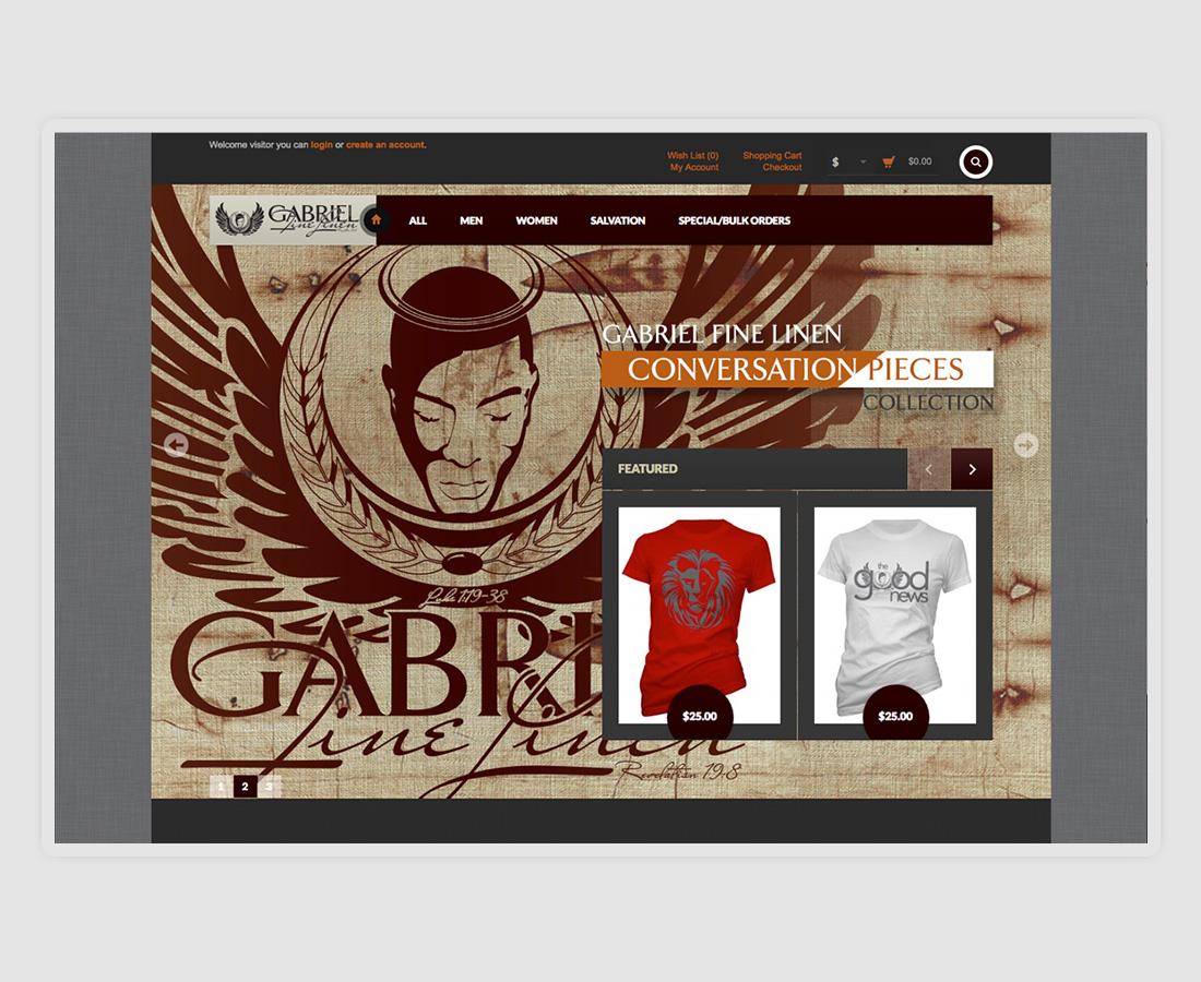 Gabriel Clothing